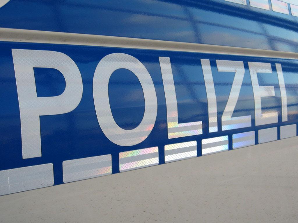 Deutsche Polizei, niemiecka - Deutsche Polizei
