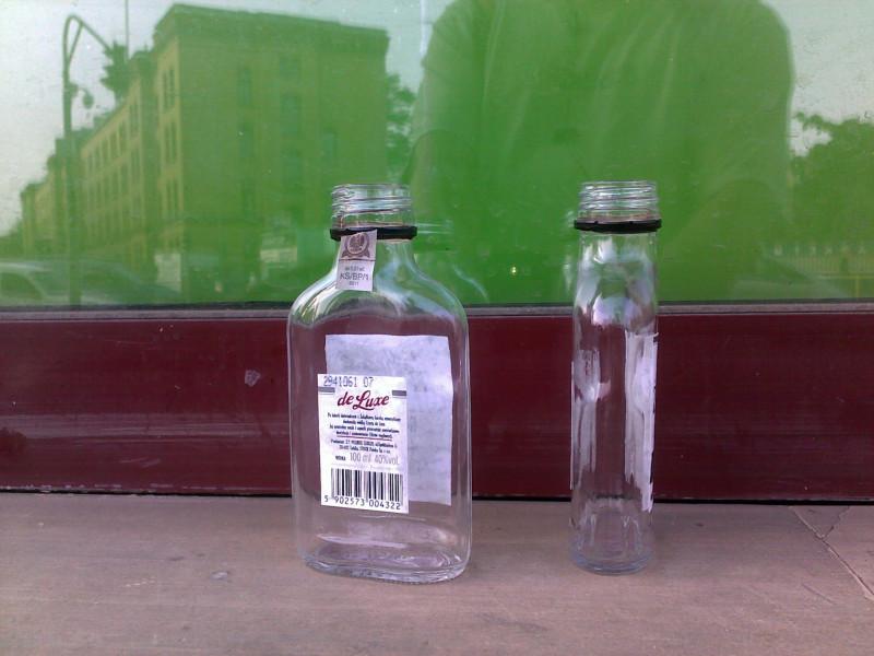 butelka alkohol 0 - TomFoto