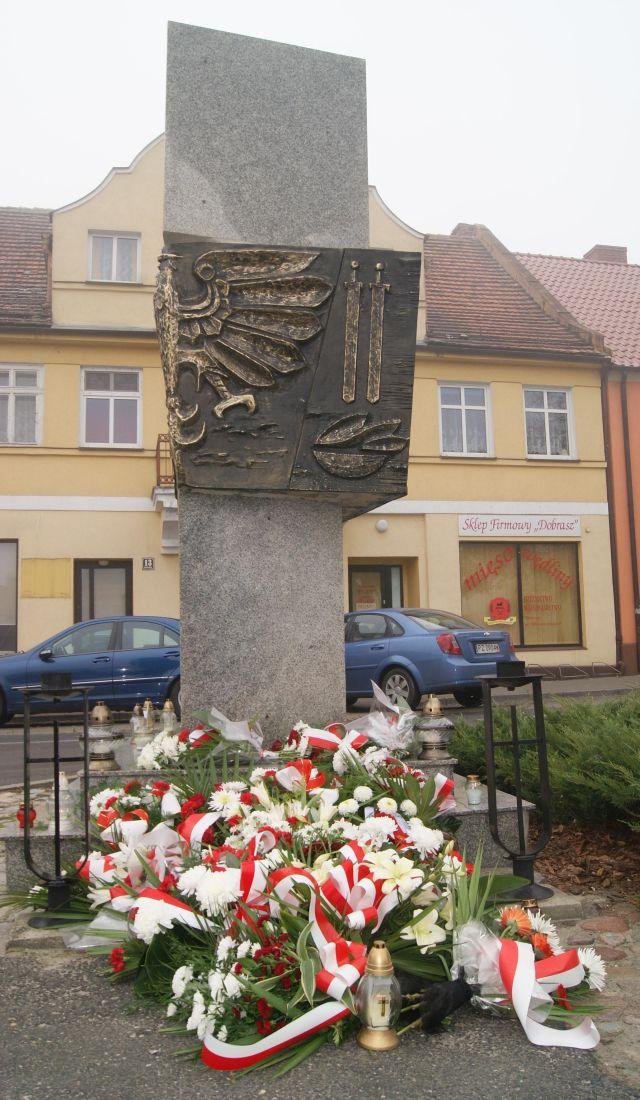 Zapal znicz pamięci 2012 w Kostrzynie, fot. Daniel Rubiś