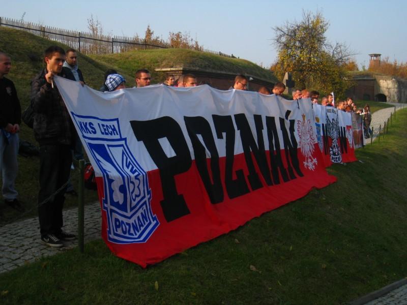 Zapal znicz pamięci. Obchody poznańskie okiem Agnieszki Maciejewskiej z Radia Merkury