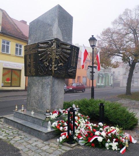 Zapal znicz pamięci 2012 - Kostrzyn fot. Marcin Lis