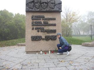 Zapal znicz pamięci 2012 - Gniezno, fot. Natalia Witkowska