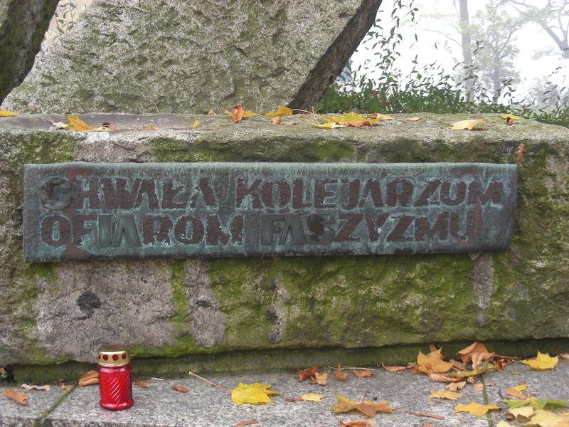 Tablica pamięci w Toruniu