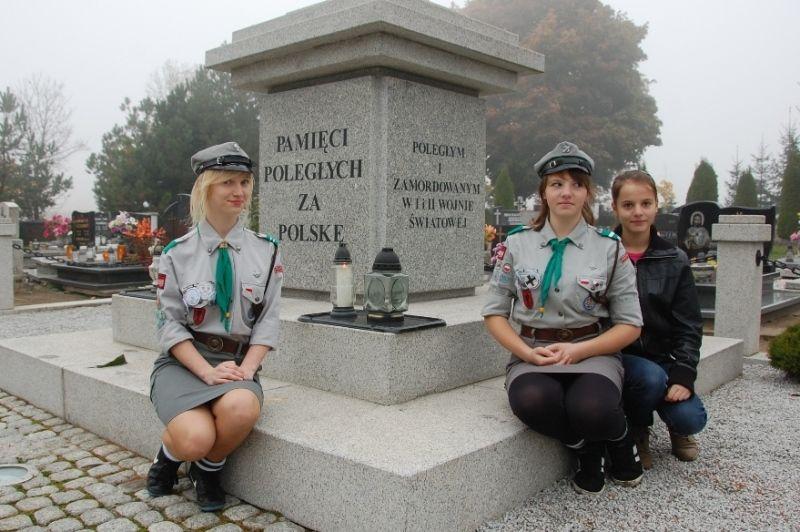 Zapal Znicz Pamięci 2012 - Wielichowo