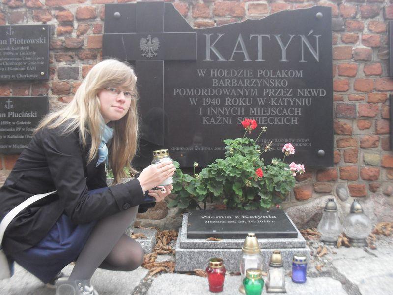 Tablica Katyńska Gniezno