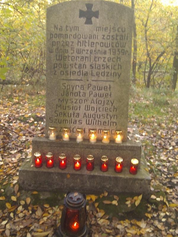 Pomnik poległych w walkach o polskość Śląska