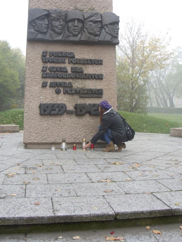 Zapal Znicz Pamięci 2012 w Gnieźnie i okolicach