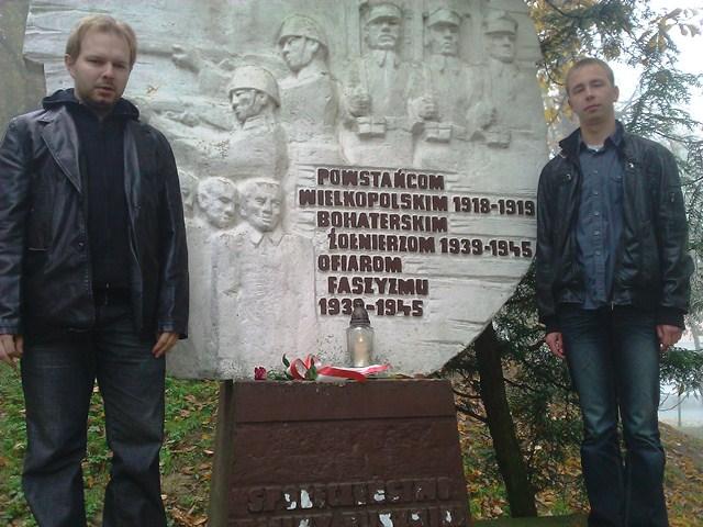Pomnik Walk i Męczeństwa w Dusznikach