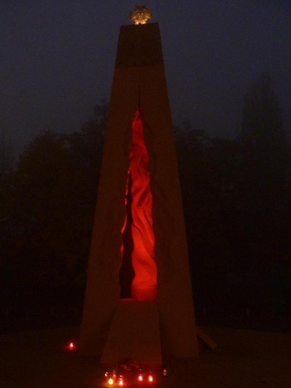 Pomnik harcerzy w Gnieźnie