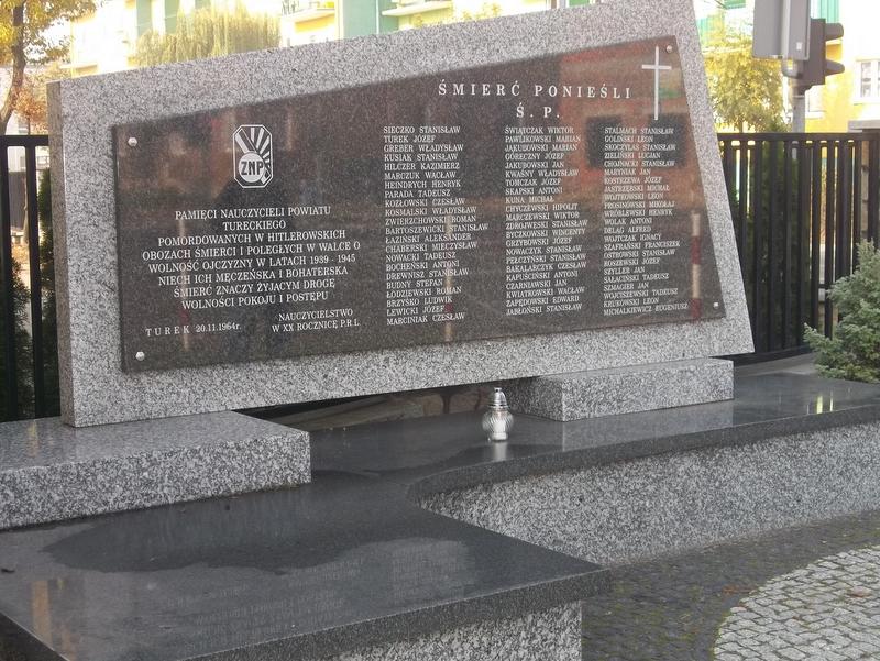 Miejsca pamięci w Turku