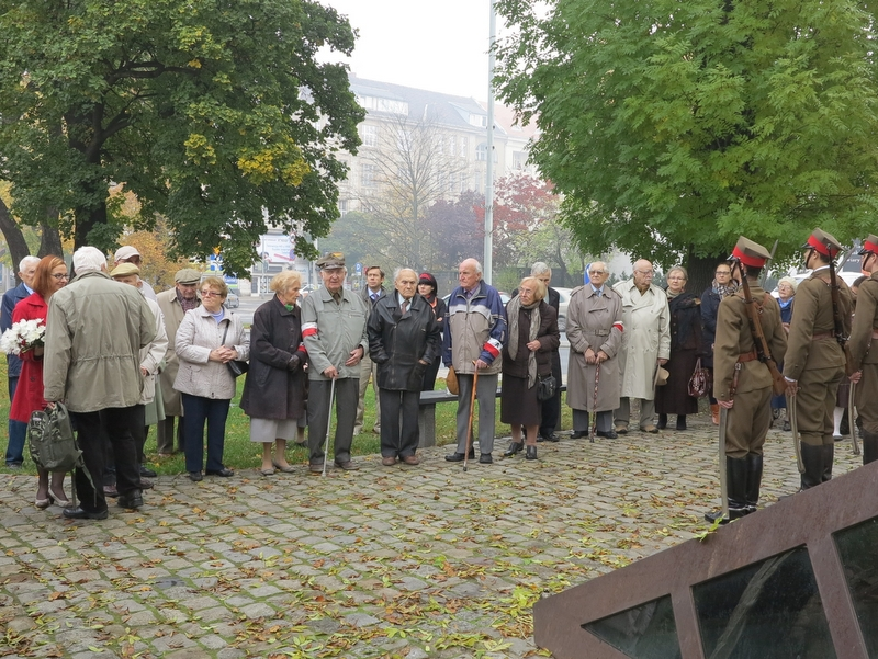 Pomnik Polskiego Państwa Podziemnego w Poznaniu
