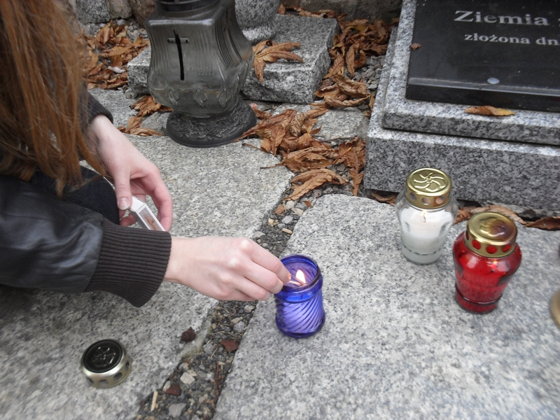 Zapal Znicz Pamięci 2012 - Gniezno