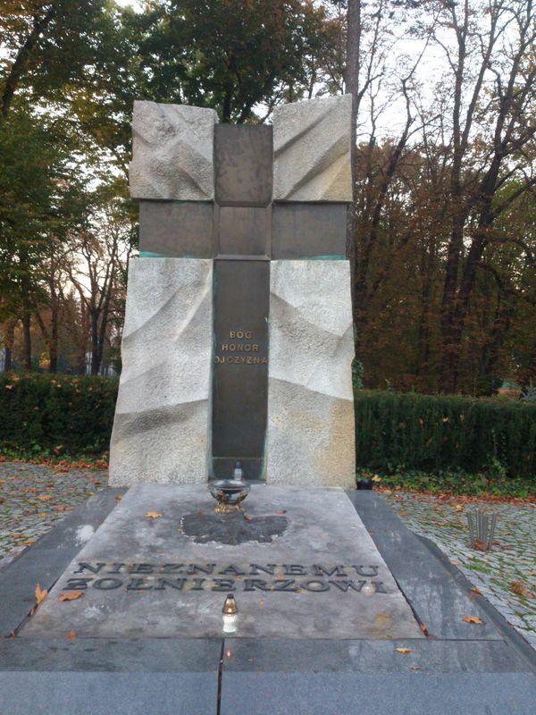 Zapal Znicz Pamięci 2012 - Częstochowa