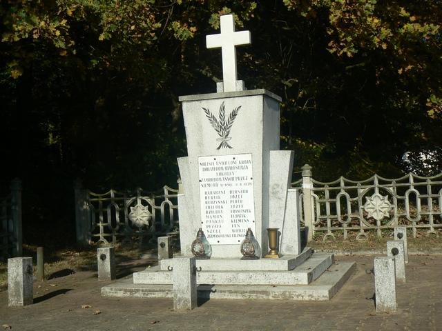 Zapal Znicz Pamięci 2012 w Białośliwiu