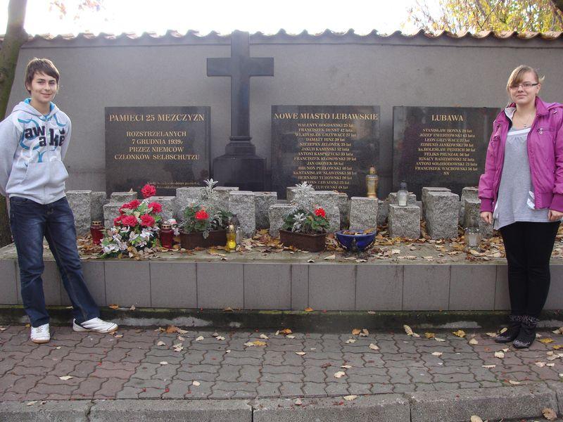Zapal Znicz Pamięci 2012 - Nowe Miasto Lubawskie