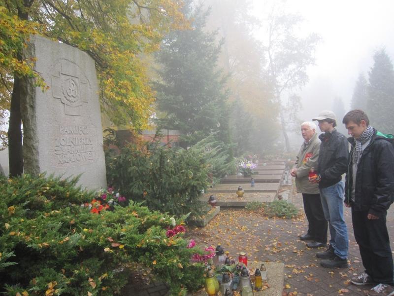 Zapal Znicz Pamięci w Janikowie