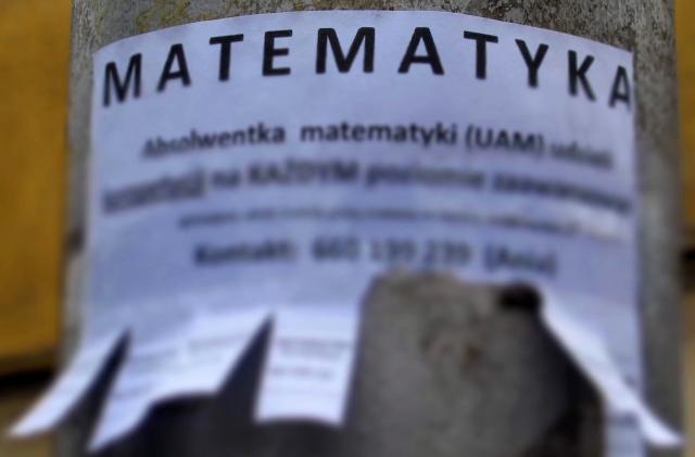 korepetycje matematyka - TomFoto