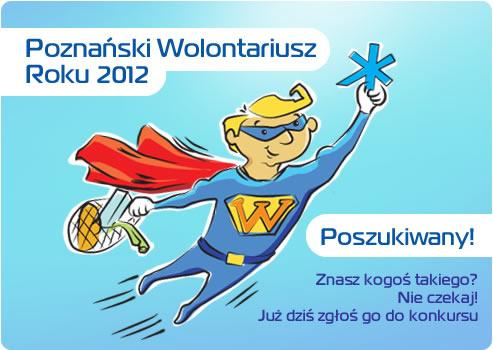 wolontariusz roku 2012 - www.poznan.pl