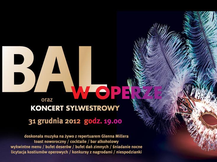 Bal w operze - Teatr Wielki w Poznaniu