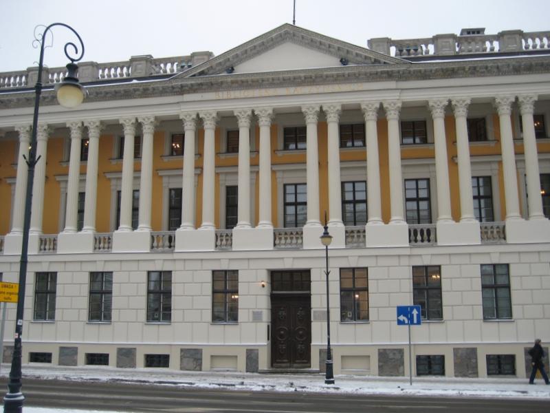 Biblioteka Raczyńskich po liftingu - Jacek Butlewski