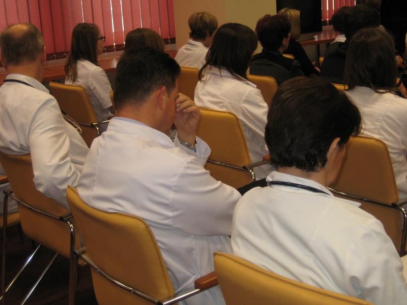 lekarze, konferencja naukowa, medycyna, leczenie - Jacek Butlewski