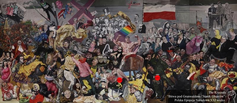 Bitwa pod Grunwaldem 2013 - the krasnals