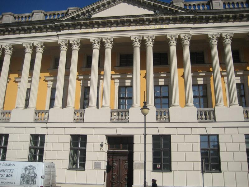 Biblioteka Raczyńskich (7) - Jacek Butlewski