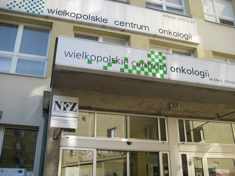Wielkopolskie Centrum Onkologi - Jacek Butlewski