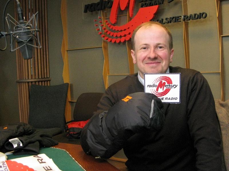 Bartłomiej Wróblewski, drugi raz na Everest - Szymon Mazur