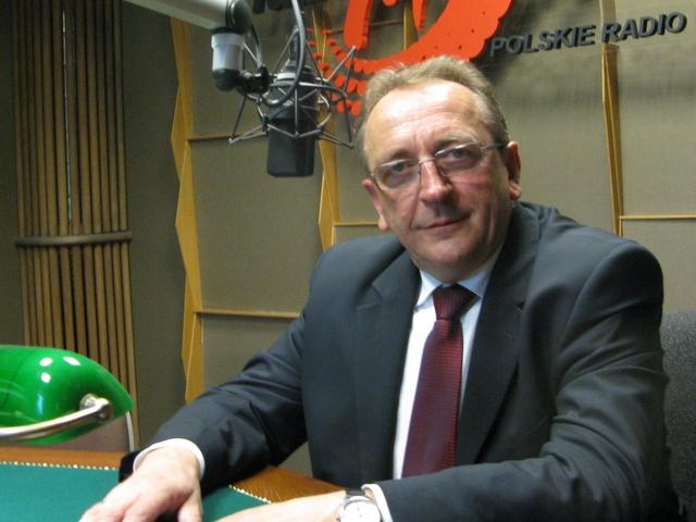 Wojciech Jankowiak, wicemarszałek - Radio Merkury