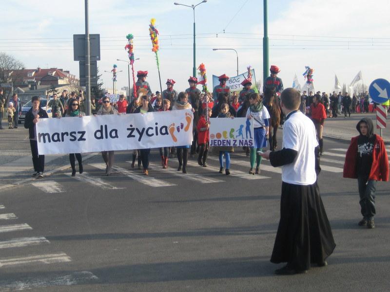marsz dla życia (4) - Jacek Butlewski