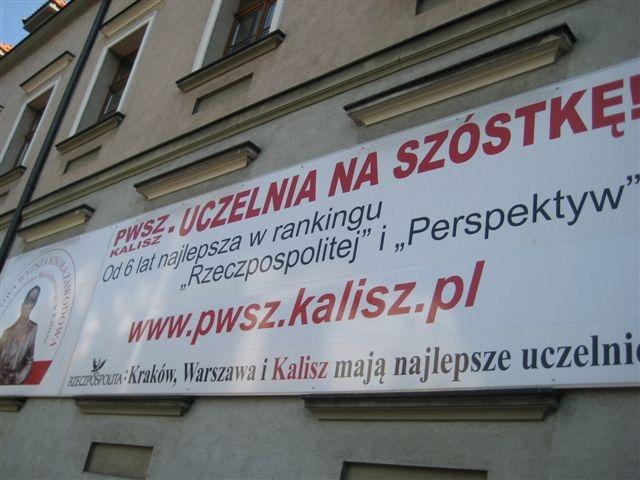 PWSZ Kalisz - Danuta Synkiewicz