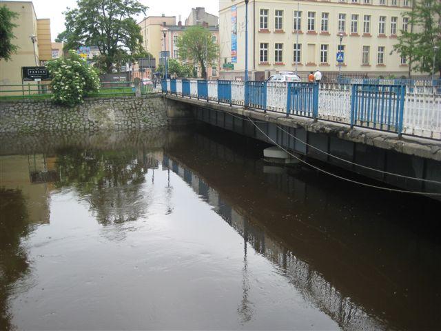 Prosna - wysoka woda - Danuta Synkiewicz