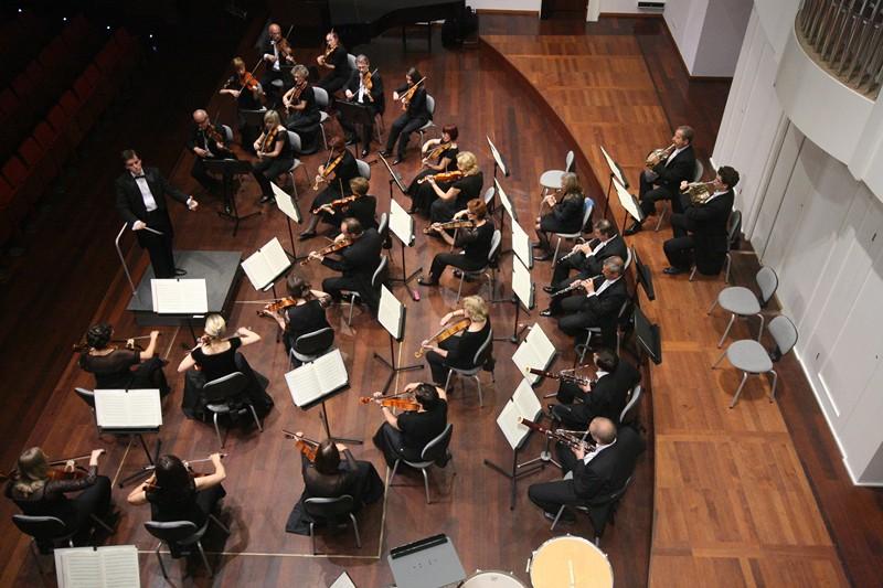 Koncert dyplomowy - Aula Nova - Antoni Hoffmann
