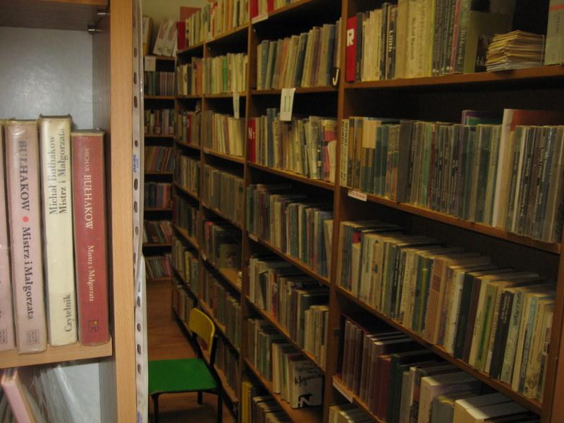 książka biblioteka - Jacek Butlewski