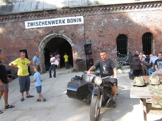Dni Twierdzy 2013 - Fort V - Aleksandra Włodarczyk