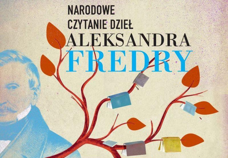 Narodowe Czytanie Fredry - Biblioteka Raczyńskich