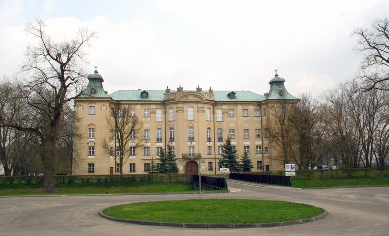Zamek w Rydzynie - Wikipedia