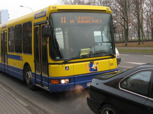 Autobus miejski w Kaliszu - Danuta Synkiewicz - Radio Merkury