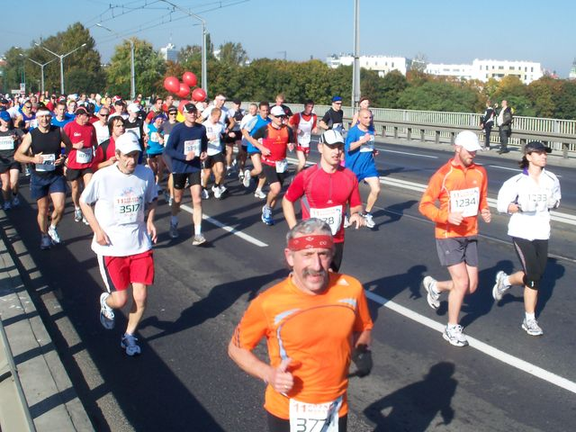 maraton 2010 5 - Szymon Mazur