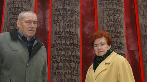 Bratanek i bratanica ks. Ksawerego Szynalewskiego
