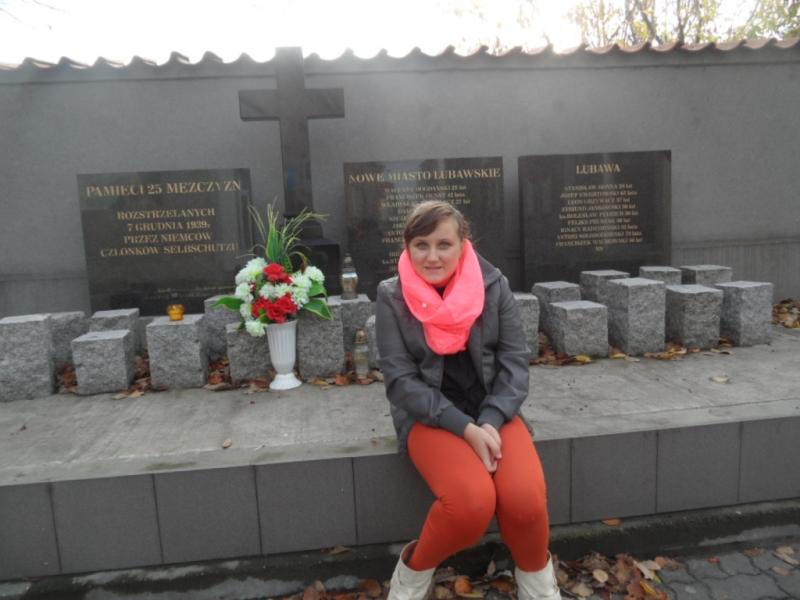 Paulina Zielińska,Nowe Miasto Lub.