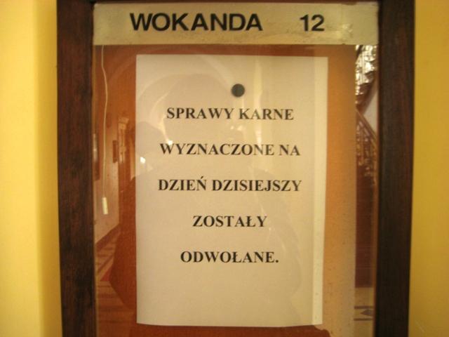 sąd Wrzesnia - Rafał Regulski