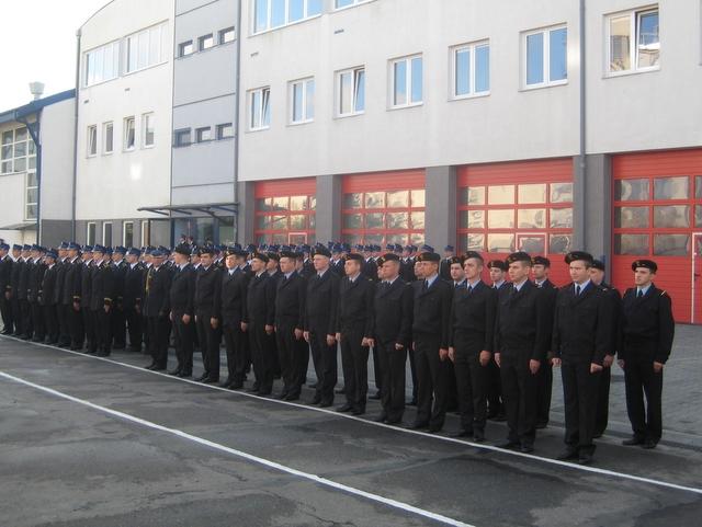 Strażacy przysięga 2010  - Alicja Łatka