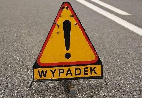 wypadek drogowy - Policja/Nowy Tomyśl