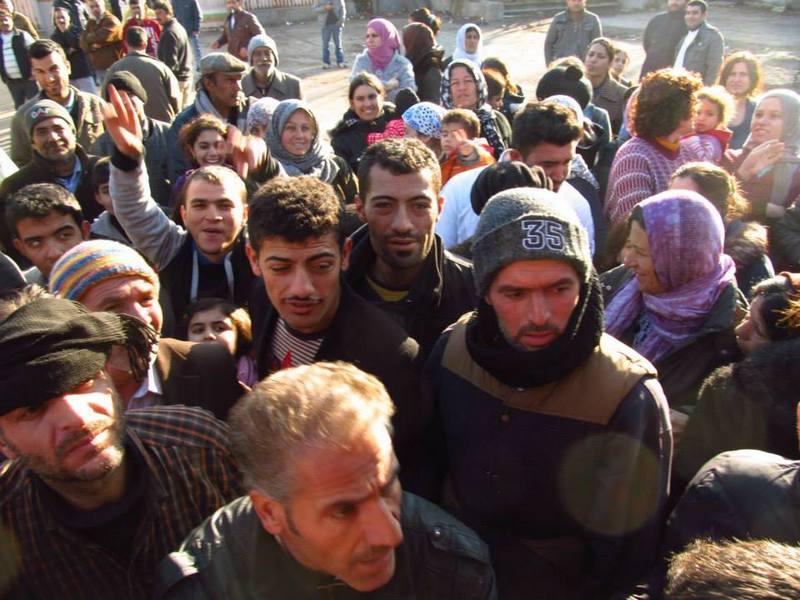 uchodzcy z syrii - pomoc7 - Maciej Pastwa