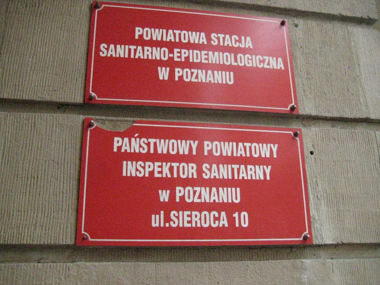Sanepid Poznań  - Jacek Butlewski