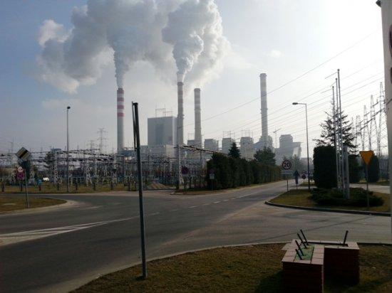 elektrownia patnow - KM PSP w Poznaniu