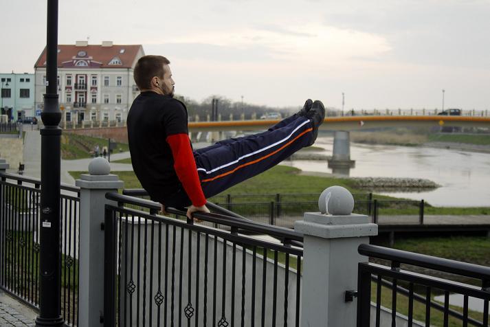 street workout 5 - Jakub Sznajder
