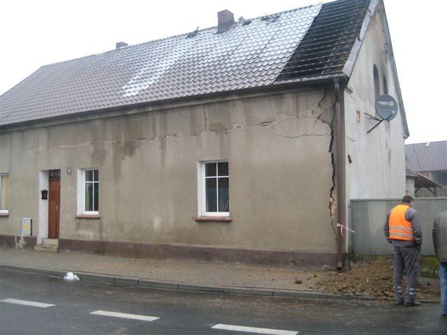 Wybuch gazu - Święciechowa - Jacek Marciniak